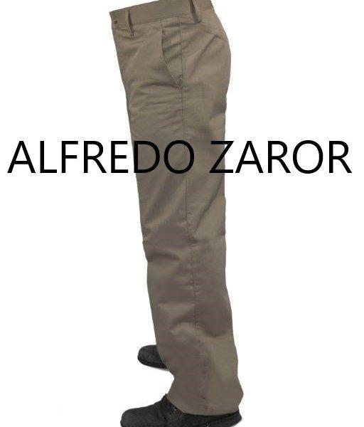 Pantalon Tela Gabardina De Vestir Especial Cl